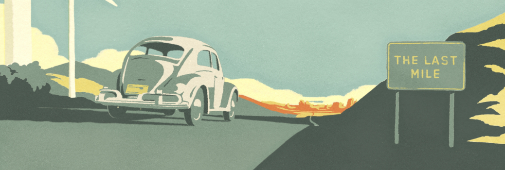 Still Image from Volkswagen Beetle Farewell Video