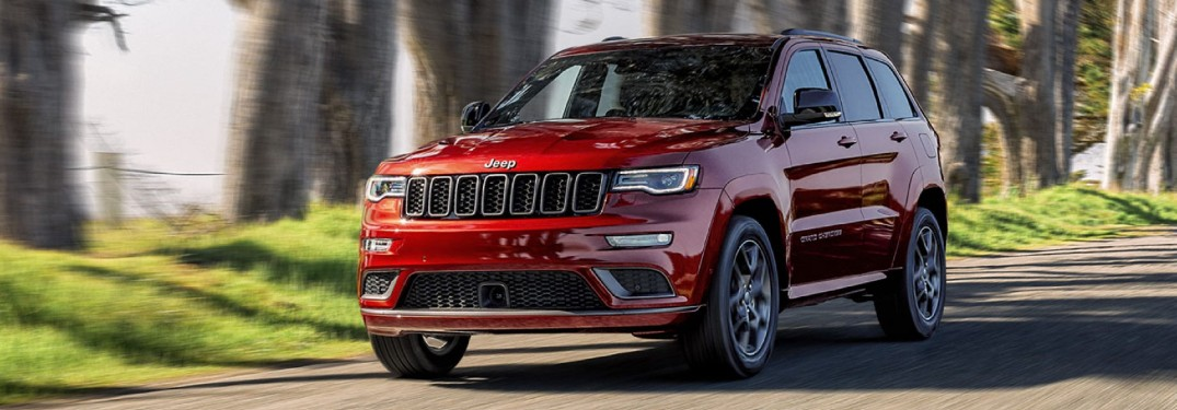 What are the Interior Dimensions Inside the 2020 Jeep Grand Cherokee?