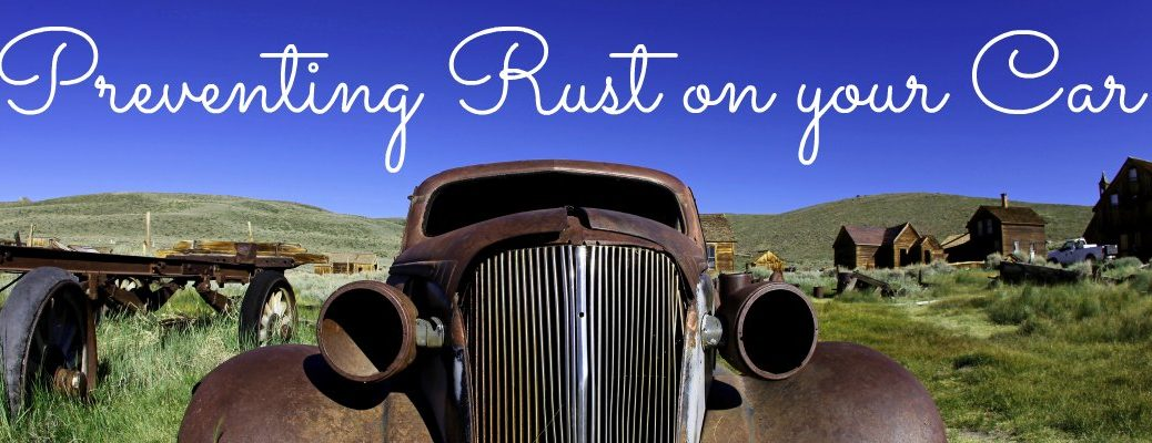 Prevent Rust on your Car