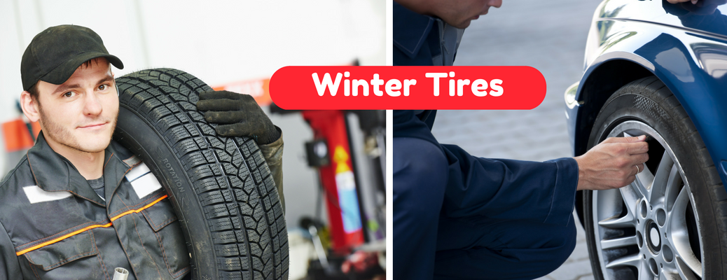 What's the difference between winter and all-season tires?
