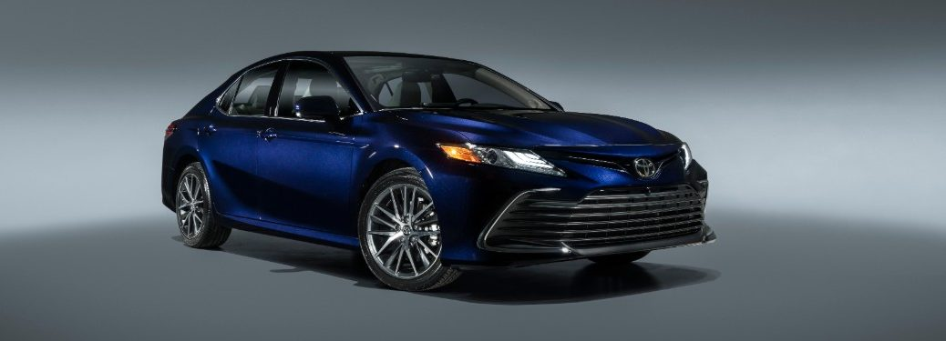 2021 Toyota Camry from exterior front