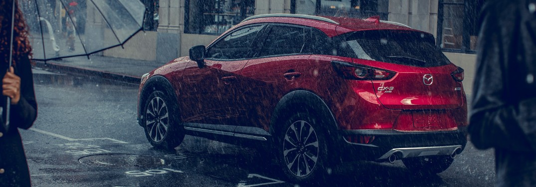 How Much Cargo Space is in the 2019 Mazda CX-3?