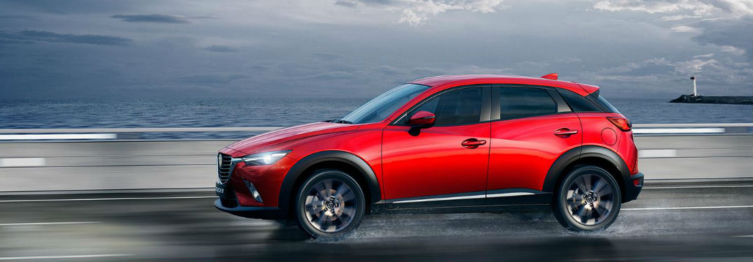 8 Color options available to choose from when buying a new 2020 Mazda CX-3 crossover