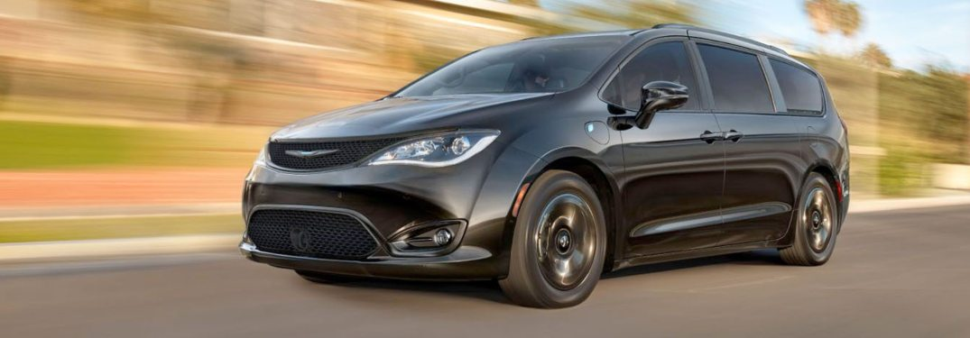 Breaking Down the Maximum Cargo Capacity & Storage Space of the 2020 Chrysler Pacifica