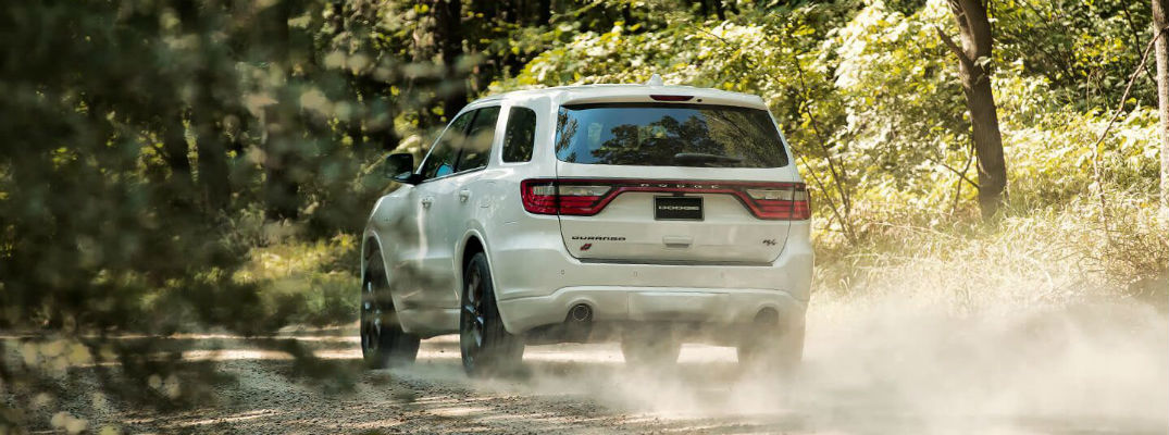 What Colors are Available for the 2020 Dodge Durango?