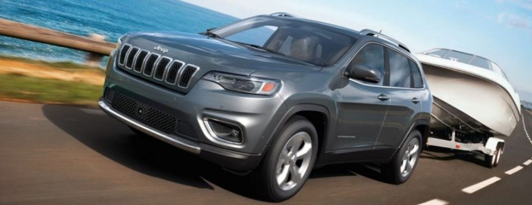 What Audio Systems are Found on the 2021 Jeep Cherokee?