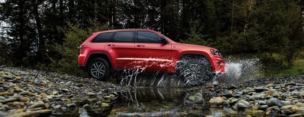 What Safety Systems are on the 2021 Jeep Grand Cherokee?