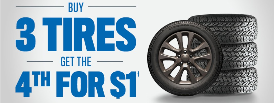 Check out Our Tire Special in San Bernardino County, CA