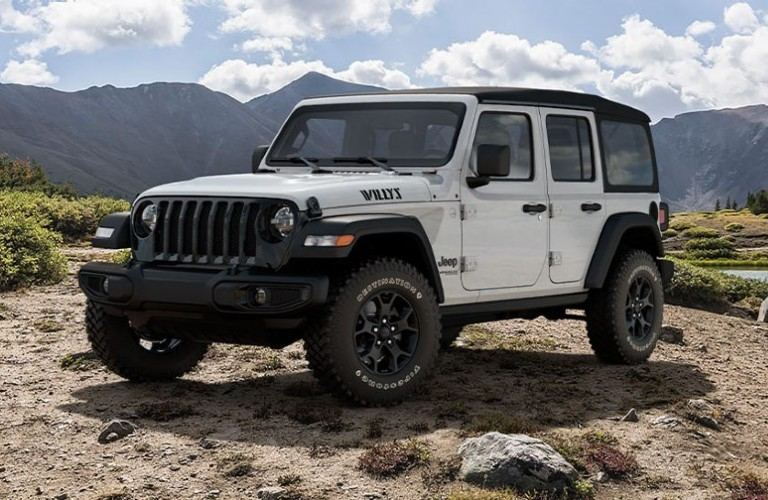 Special Limited Editions are available for the 2020 Jeep ...