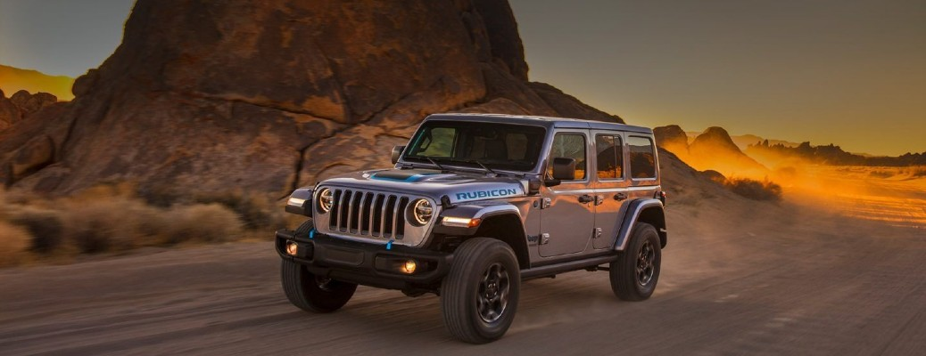 Does the 2021 Jeep Wrangler Have a Hybrid Powertrain?