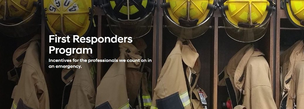 hyundai first responders discount with firefighter uniforms