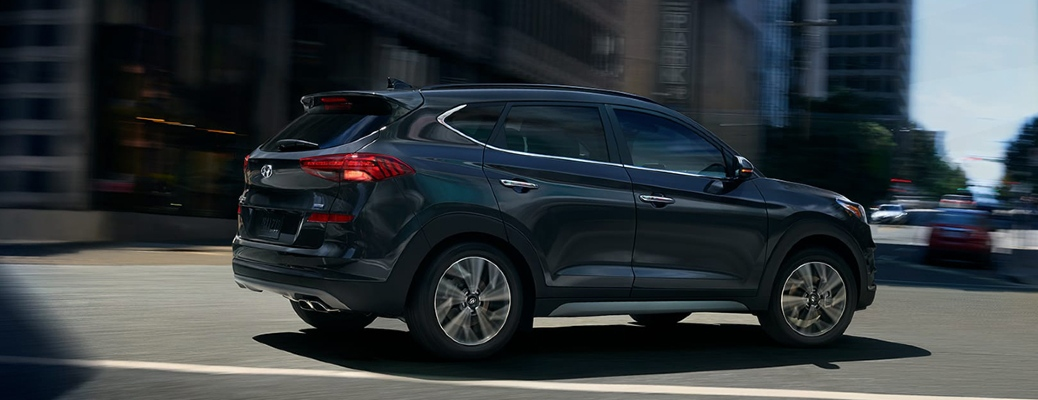 Where can I currently find incentives on the 2020 Hyundai Tucson in the Chattanooga area?