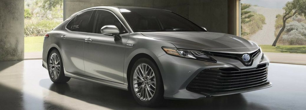 full view of 2018 Toyota Camry