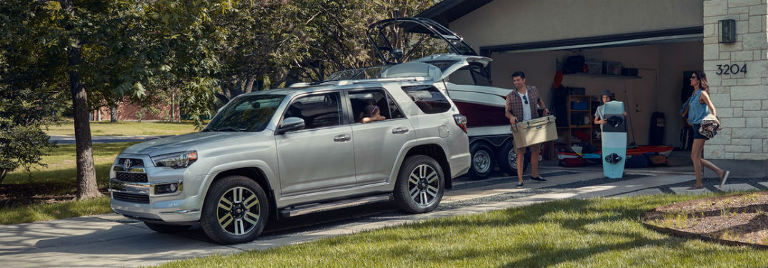 How Many Rows of Seating Does the 2019 Toyota 4Runner Equipped With?