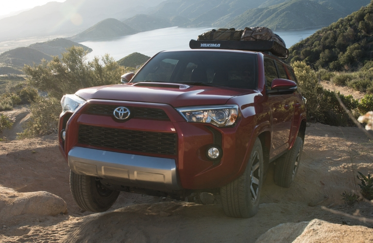 Toyota 4Runner Towing Capacity >> How Much Can The 4runner Haul Alamo Toyota