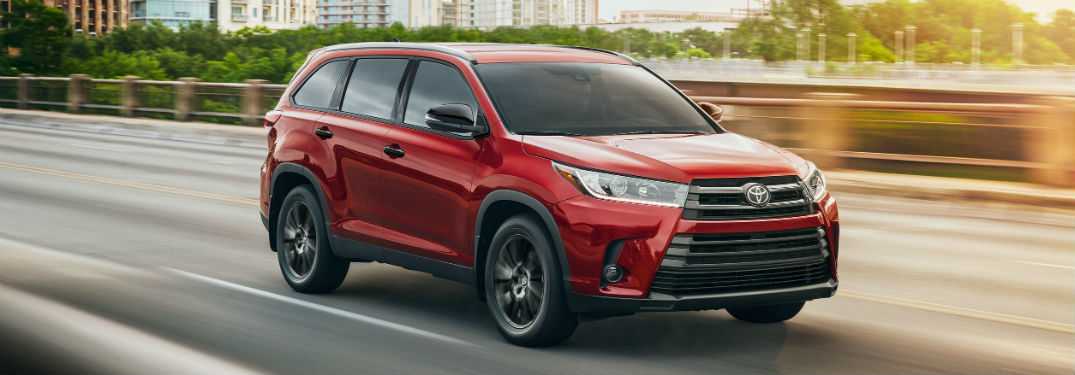 Check Out the Towing Capacity for the 2019 Toyota Highlander