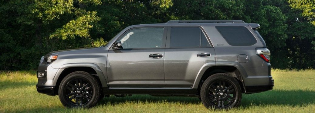 2019 Toyota 4Runner in field