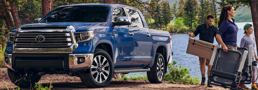 What colors are available on the 2020 Tundra?
