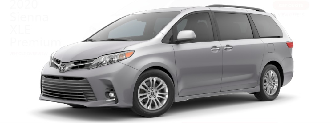 what features does the 2020 toyota sienna xle premium have alamo toyota 2020 toyota sienna xle premium