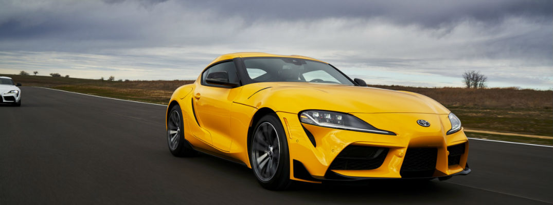 Toyota introduces new Supra model to its lineup for 2021