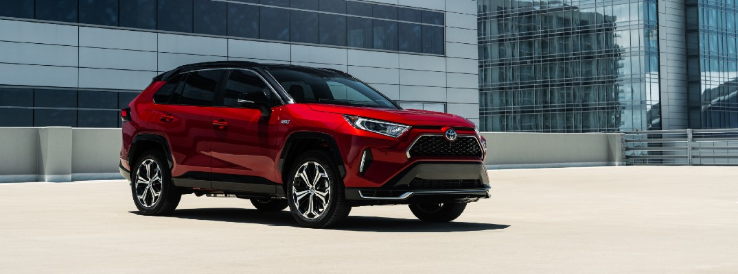 Get a sneak peek at the RAV4 Prime before it arrives at Alamo Toyota