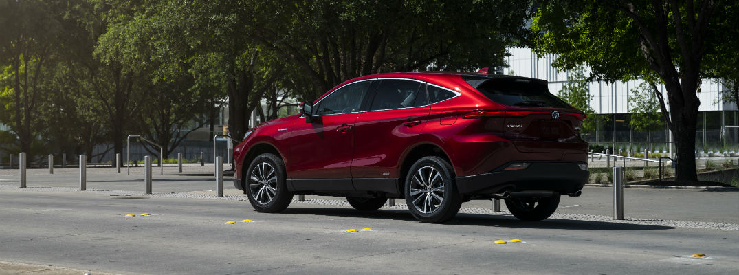 Will your family and their stuff fit in the 2021 Venza? Probably.