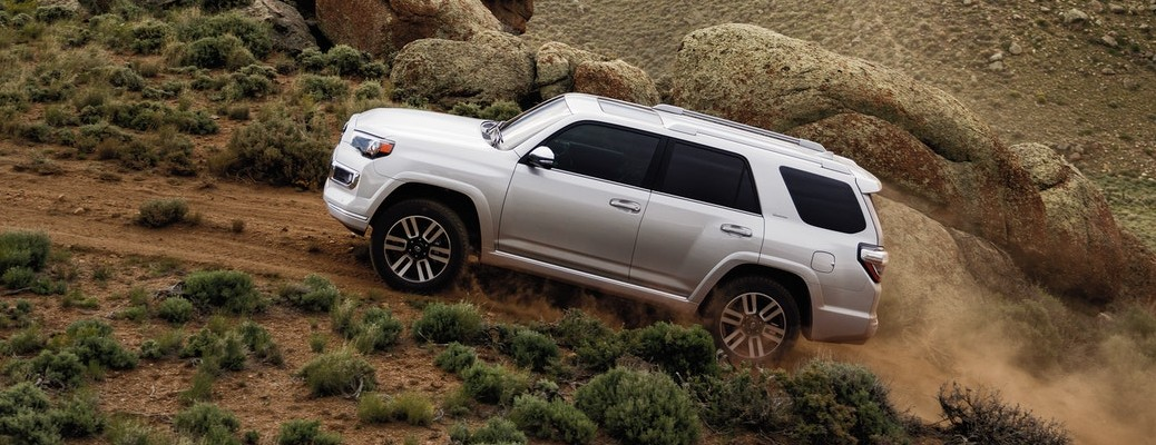 What Are The Engine Specs Of The 2020 Toyota 4runner Briggs Toyota