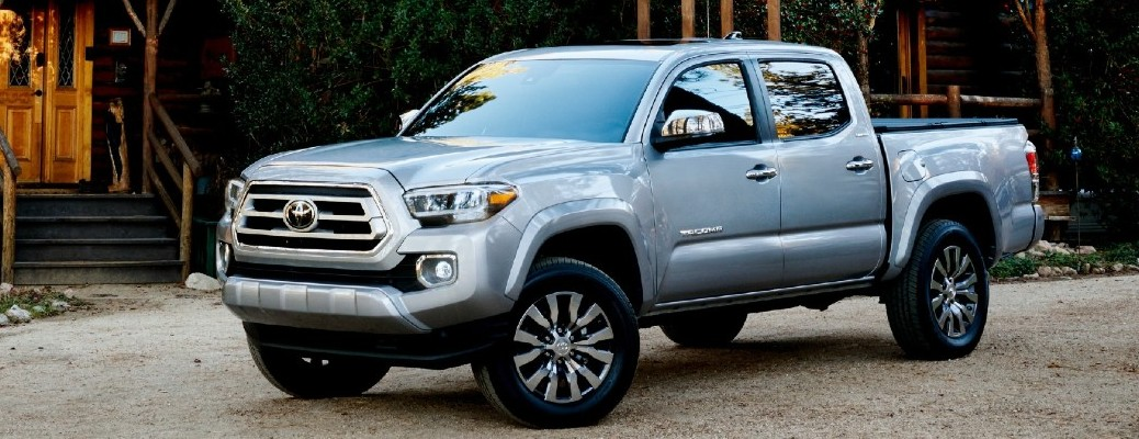 What Features are Available on the 2021 Toyota Tacoma?