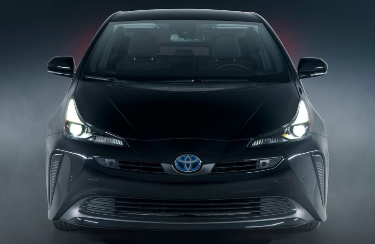 2022 Toyota Prius Nightshade front view.