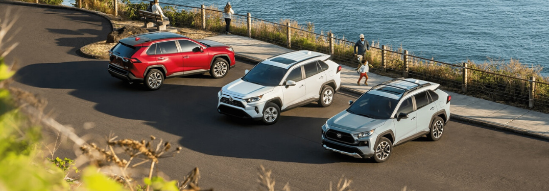 Guide to 2020 Toyota RAV4 Trim Levels and Features