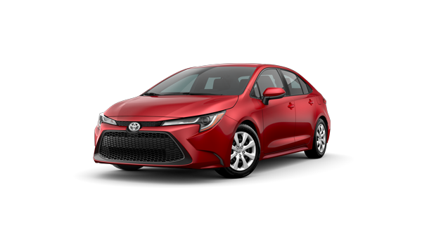 2020 Toyota Corolla Performance Qualities in Waite Park, MN