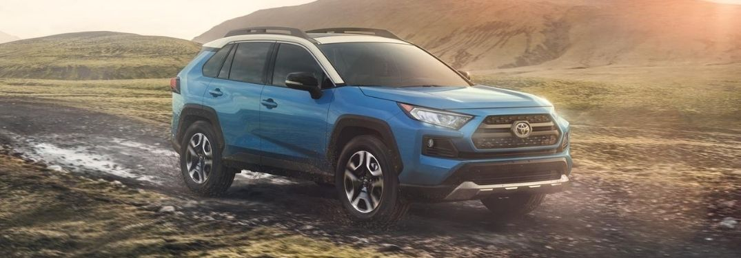 What Colors Are Available for the 2020 Toyota RAV4?