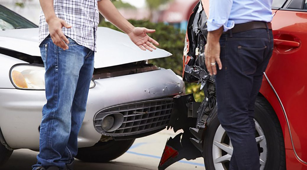 head for toyota repair after a car accident
