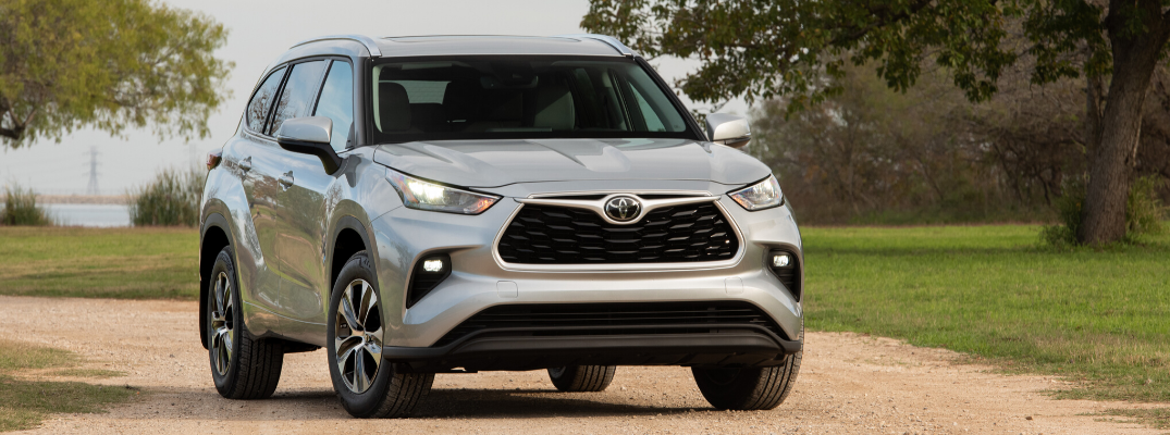 2020 Toyota Highlander Seating Capacity And Cargo Space