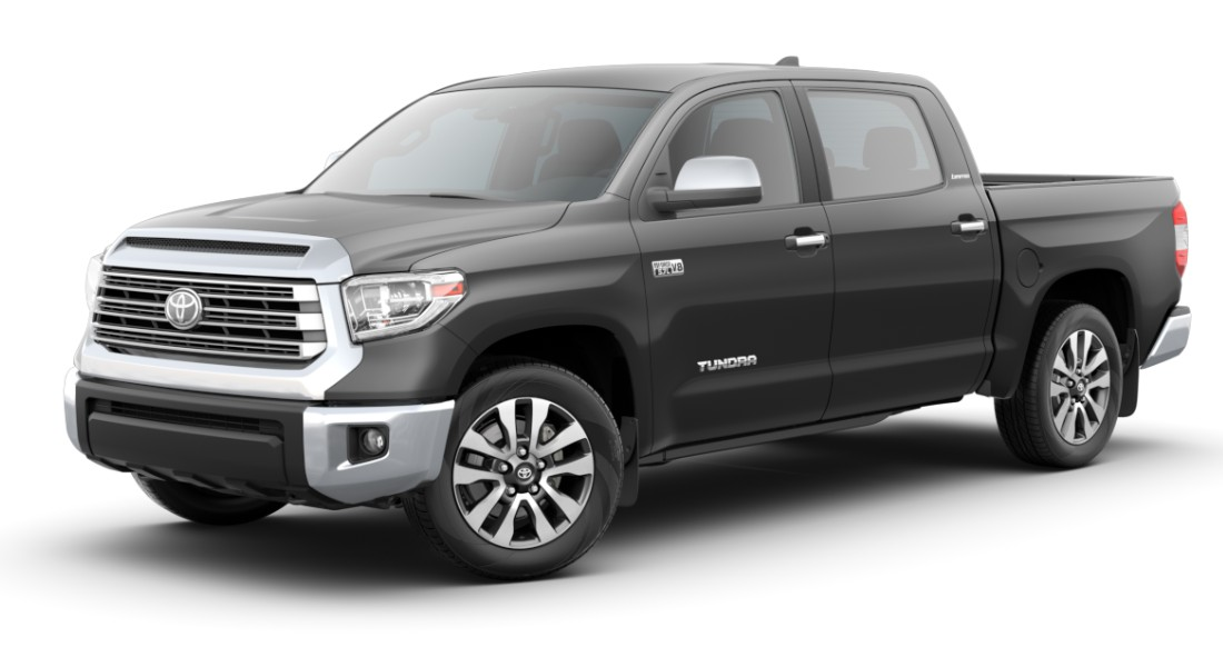 2020 Toyota Tundra Magnetic Gray Metallic