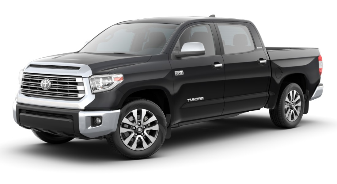 2020 Toyota Tundra Midnight Black Metallic
