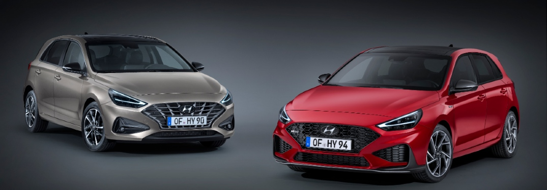 Is the Hyundai i30 the Same As the Elantra GT?
