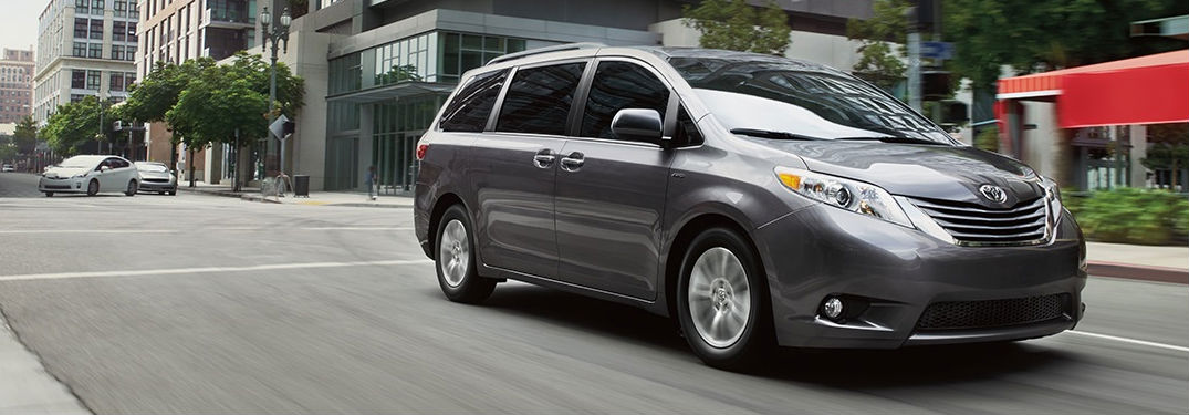 2017 toyota sienna gas mileage and driving range 2017 toyota sienna gas mileage and