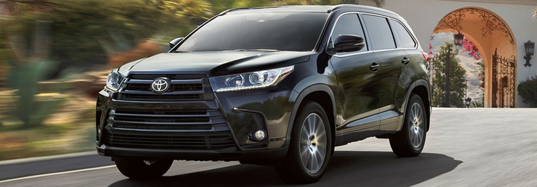 How Powerful Is The Toyota Highlander Colonial Toyota