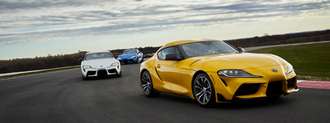 Toyota keeps surprises coming with the 2021 GR Supra family