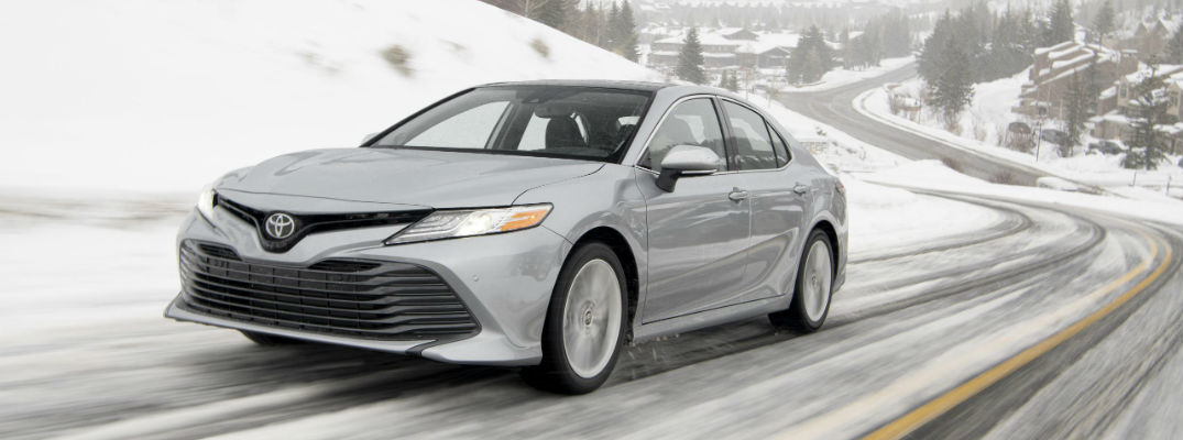 We're getting closer to the arrival of a new Camry model every day