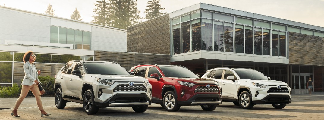 Do you know which RAV4 model will hold all your stuff?