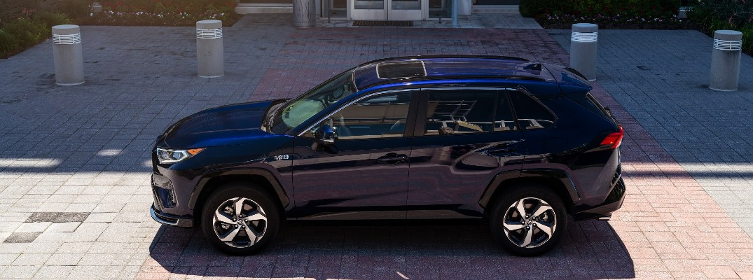 Will the 2021 RAV4 Prime live up to the hype? We bet it does!
