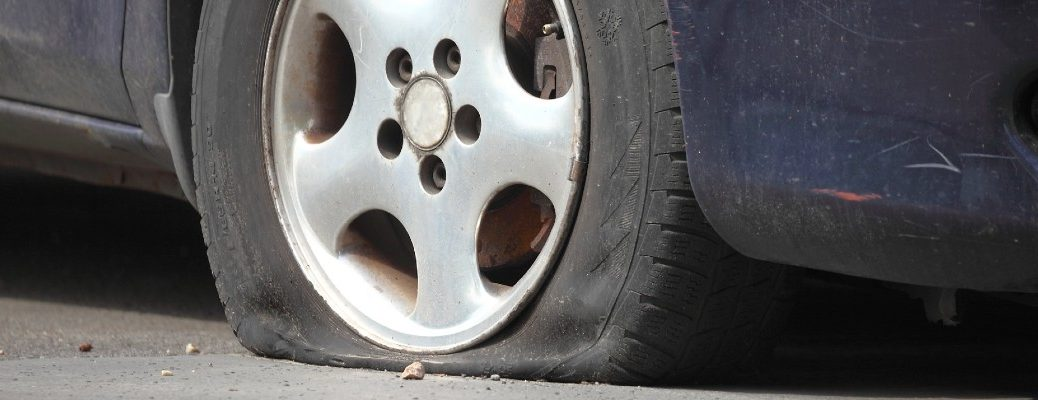 Changing a tire can be difficult. Toyota has developed a new system to help.