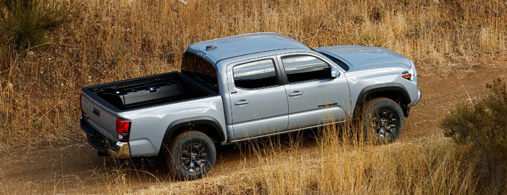 The Toyota Tundra is a highly capable vehicle that can go almost anywhere.