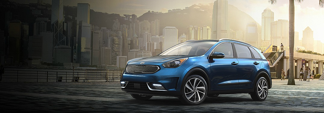 What Colors Is The New Kia Niro Available In Kia Of Puyallup