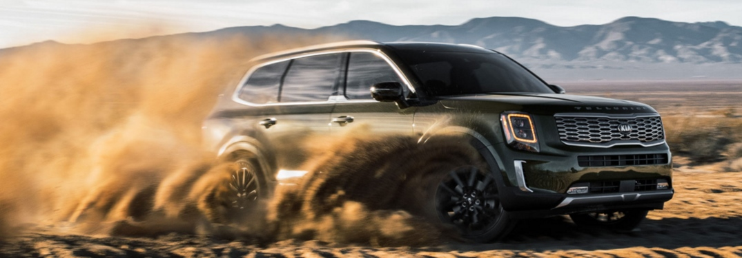 See The Kia Telluride Exterior Paint Color Options Kia Of Puyallup
