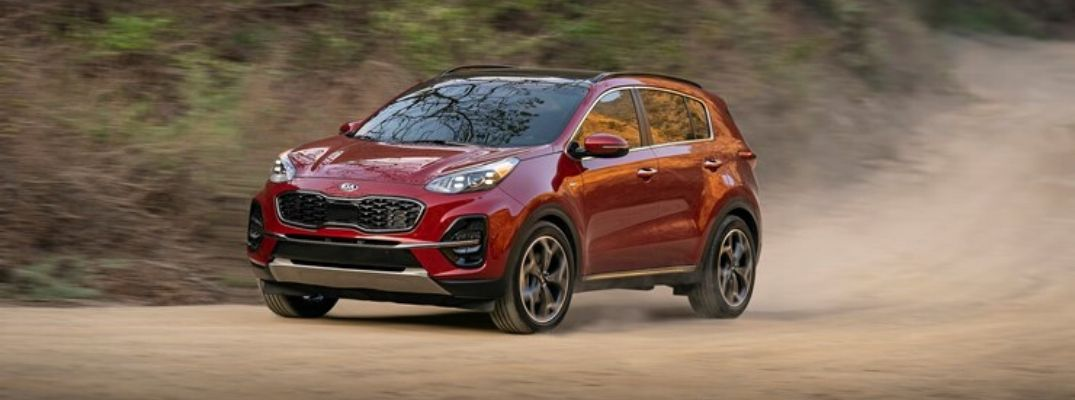 How Many Engine Options Are Available on the 2020 Kia Sportage?