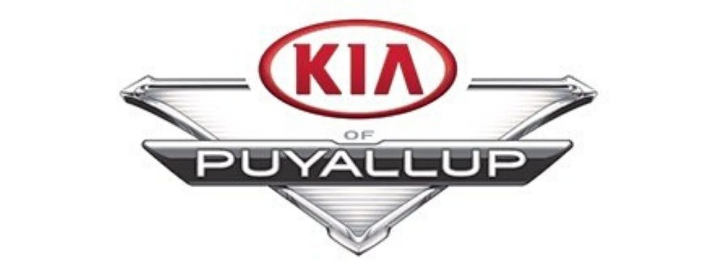 Kia of Puyallup logo against a white background