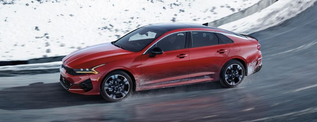 Did You Know That Kia Recently Revealed the All-New 2021 Kia K5 to the Public?